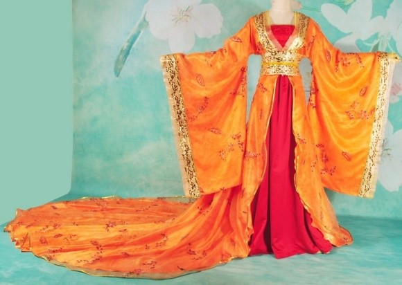 ed7d2b9a42 Wealthy Ancient Chinese - How do Ancient Chinese clothes and jewelry ...